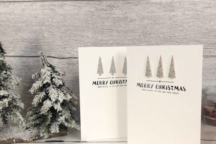 Handmade Christmas cards by RecklessHen